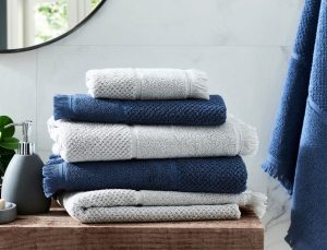 wp-contentuploads201801discount-bath-towels-wholesale-bath-towels-suppliers-two-style-bath-towels-with-gray-and-dark-blue-in-00007867
